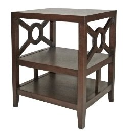 Hagan side table circle