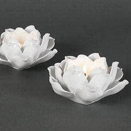 Zgallerie flower tea light 10