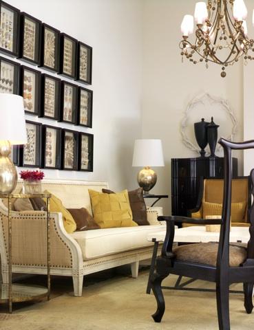 Taylor sofa room