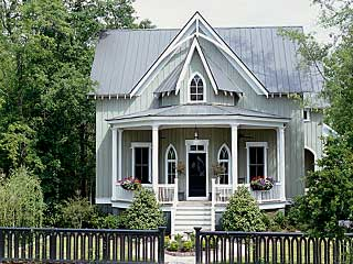 Cottagegothic elements of style