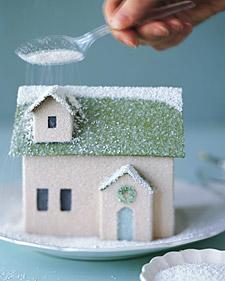 Martha sprinkle house