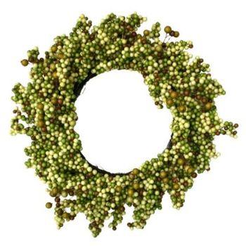 Berry wreath target