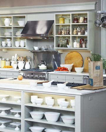 Set kitchen