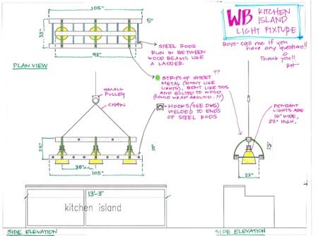 Wb kitchen light1