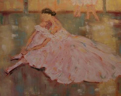 Jenny shultz ballerina