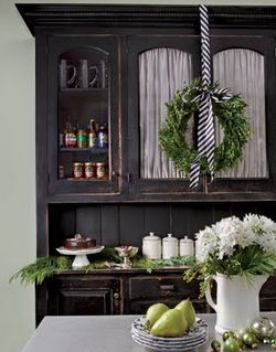 Credenza-wreath-de