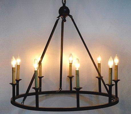 Overstock chandelier