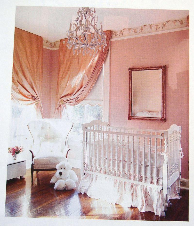Traditional home nursery