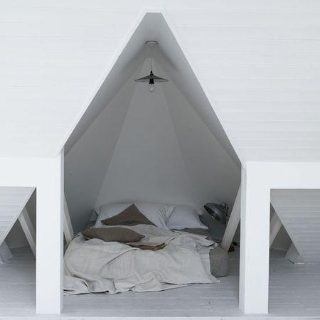 Alcove-bedroom