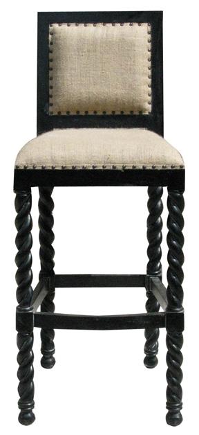 Noir stool