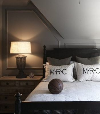 Tracery Interiors Boys Room