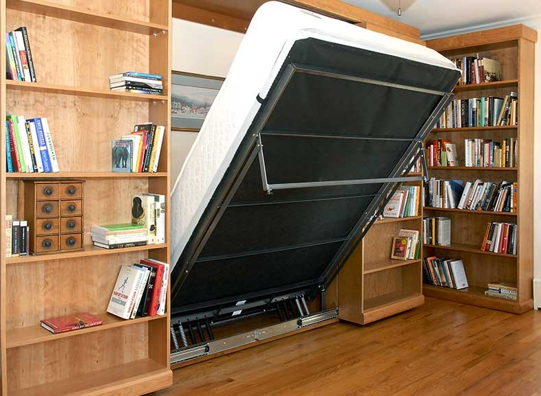 Once You Have Settled On Your Hardware It Is Time To Design And Build If Did Not Opt For A Kit With Instructions Can Find Murphy Bed Plans